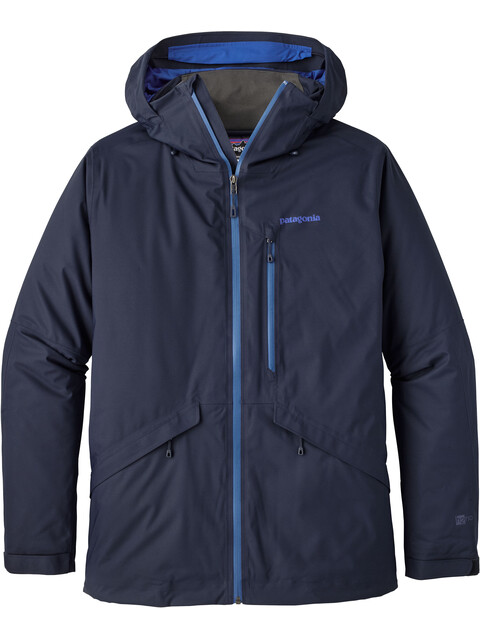 """Patagonia M's Insulated Snowshot Jacket Navy Blue"""